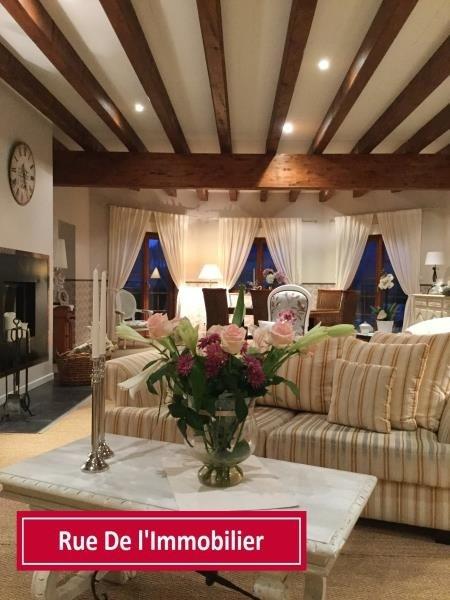Deluxe sale house / villa Haspelschiedt 283000€ - Picture 5