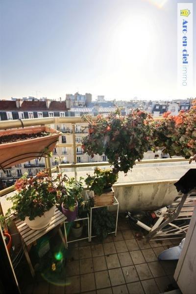 Vente appartement Paris 16ème 949000€ - Photo 2