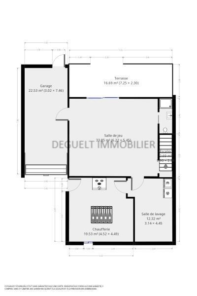 Deluxe sale house / villa Chaville 1390000€ - Picture 13