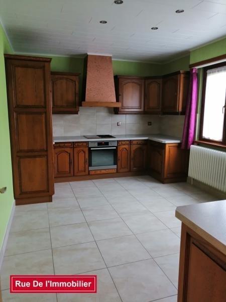 Vente maison / villa Gundershoffen 274500€ - Photo 5
