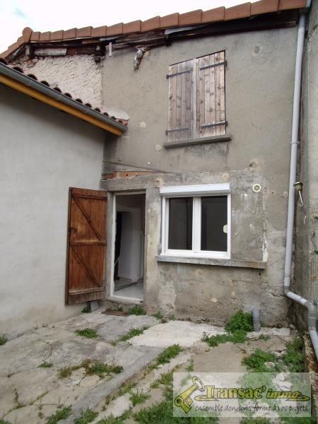 Sale house / villa La monnerie le montel 29900€ - Picture 7