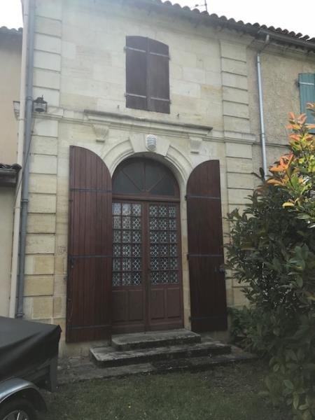 Vente maison / villa St andre de cubzac 107000€ - Photo 1