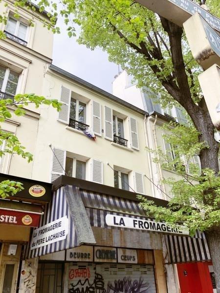 Deluxe sale apartment Paris 20ème 1140000€ - Picture 4