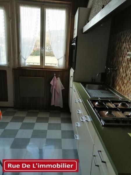 Vente maison / villa Niederbronn les bains 201400€ - Photo 5