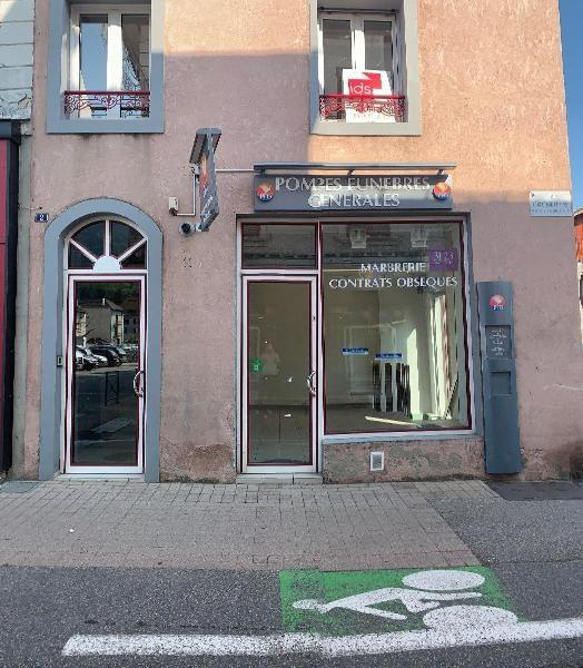 Verhuren  kantoren Pontcharra 450€ CC - Foto 3