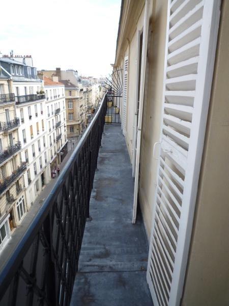 Rental apartment Paris 5ème 1160€ CC - Picture 2