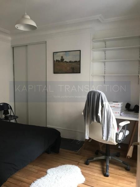 Sale apartment Paris 18ème 408 000€ - Picture 1
