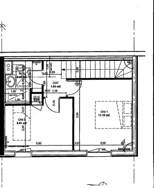 Vente maison / villa Lagny sur marne 262000€ - Photo 3