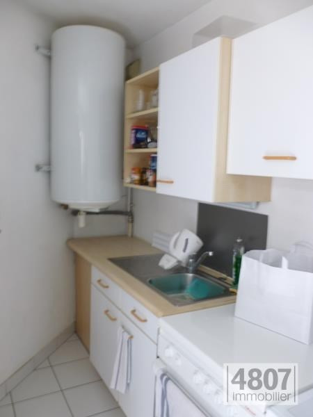 Vente appartement Viry 129000€ - Photo 2