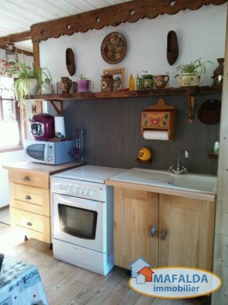 Vente maison / villa Mont saxonnex 285000€ - Photo 3