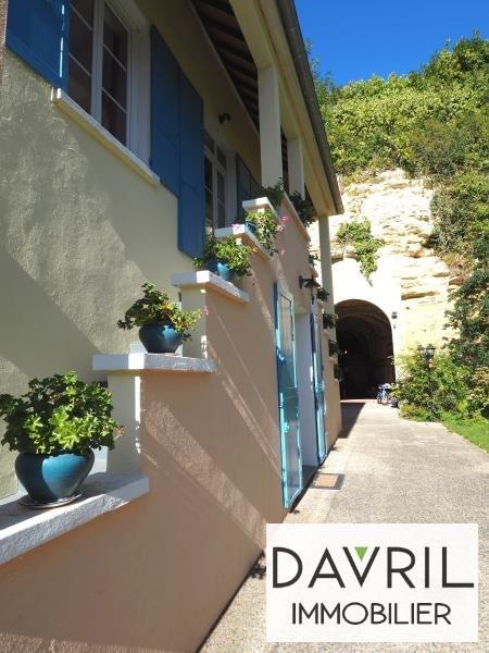 Sale house / villa Andresy 572000€ - Picture 2