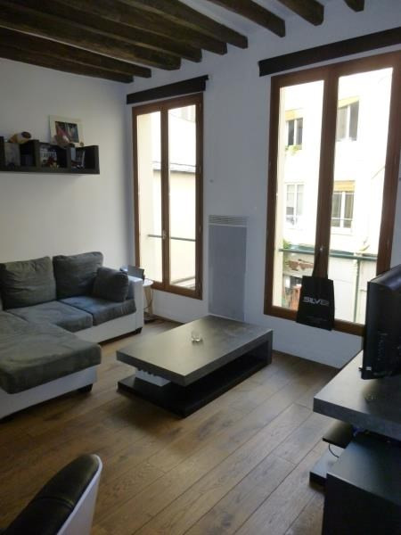 Vente appartement Paris 2ème 335000€ - Photo 2