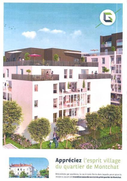 Rental apartment Villeurbanne 850€ CC - Picture 1