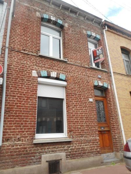 Sale house / villa Bethune 100000€ - Picture 3