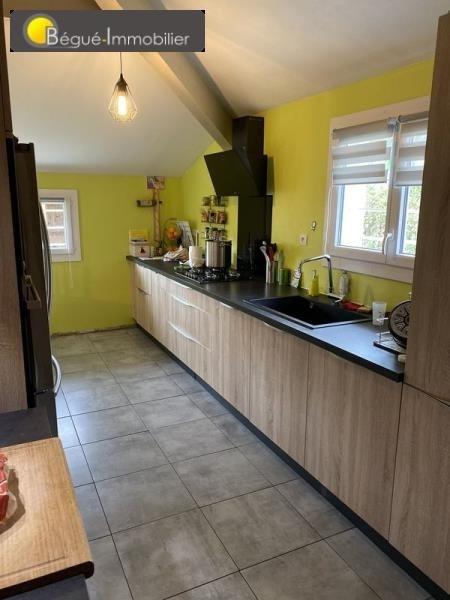 Sale house / villa Leguevin 230000€ - Picture 5