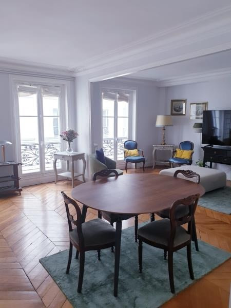Rental apartment Paris 8ème 3 200€ CC - Picture 4