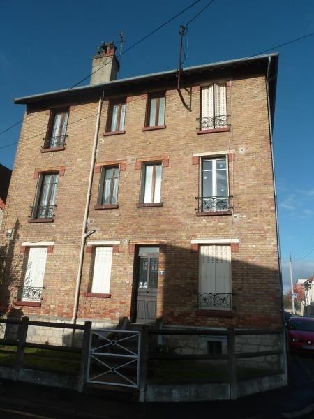 Rental apartment Conflans ste honorine 601€ CC - Picture 1