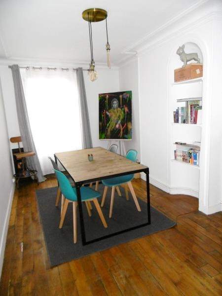 Rental apartment Levallois 1495€ CC - Picture 4