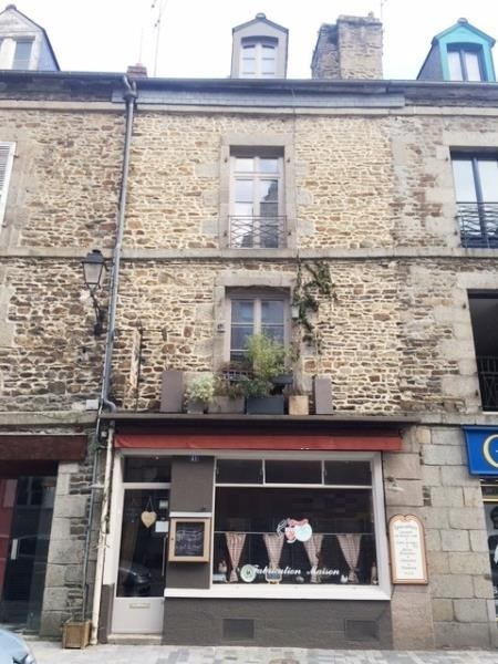 Vente immeuble Fougeres 135200€ - Photo 1