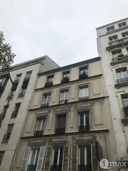 Vente appartement Paris 18ème 135000€ - Photo 2