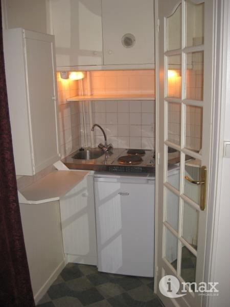 Sale apartment Paris 17ème 140000€ - Picture 4