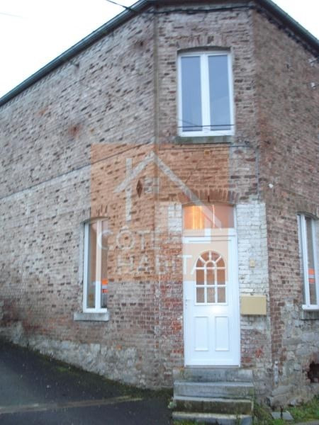 Vente maison / villa Aulnoye aymeries 48 000€ - Photo 1