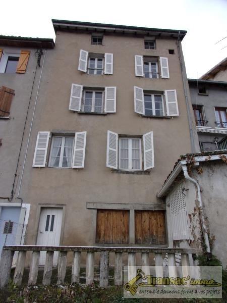 Vente maison / villa Thiers 56680€ - Photo 2