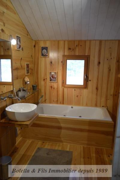 Vente maison / villa Les vans 398000€ - Photo 10