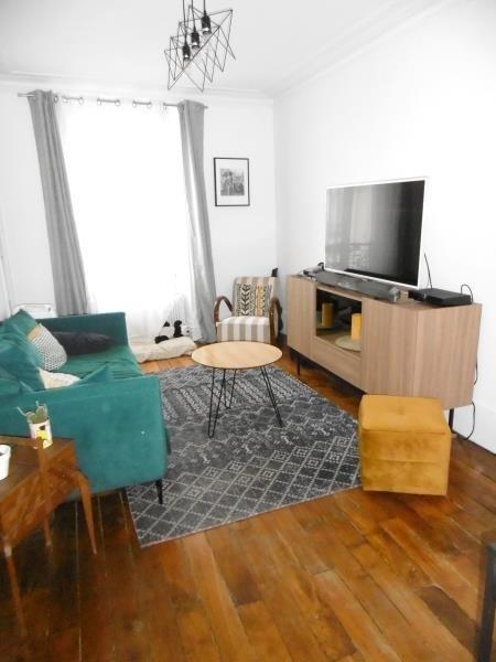 Rental apartment Levallois 1495€ CC - Picture 1