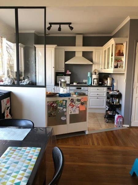 Sale apartment Asnieres 448000€ - Picture 2
