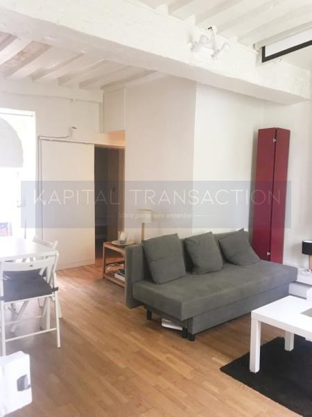 Sale apartment Paris 3ème 547 000€ - Picture 1