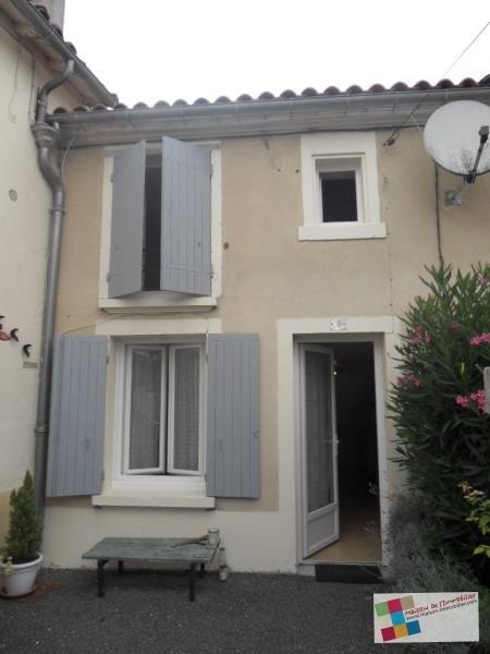 Vente maison / villa Jarnac 54000€ - Photo 2