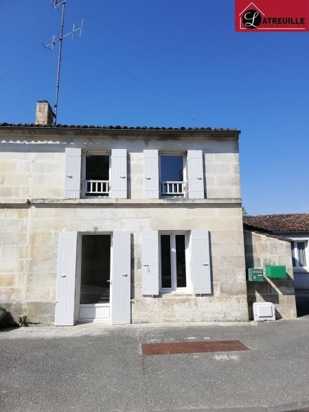 Location maison / villa Tesson 500€ CC - Photo 1
