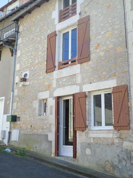 Vente maison / villa Chauvigny 65000€ - Photo 1