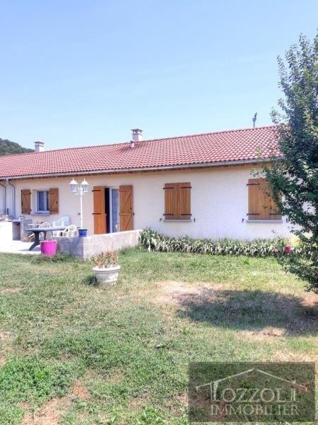 Vente maison / villa Venerieu 233000€ - Photo 1