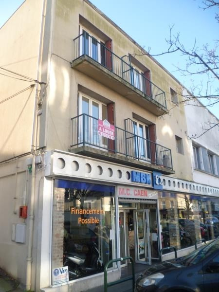 Alquiler  apartamento Caen 420€ CC - Fotografía 6