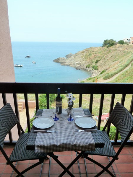 Location vacances appartement Port vendres 360€ - Photo 2