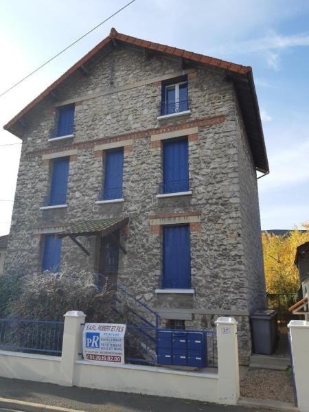 Rental apartment Conflans ste honorine 599€ CC - Picture 1