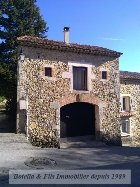 Vente maison / villa Goudargues 101000€ - Photo 1