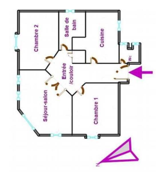 Location appartement Livry-gargan 890€ CC - Photo 1