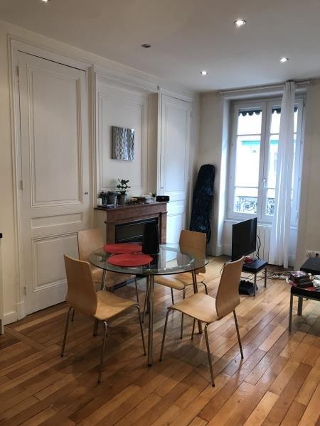 Alquiler  apartamento Lyon 6ème 882€ CC - Fotografía 2