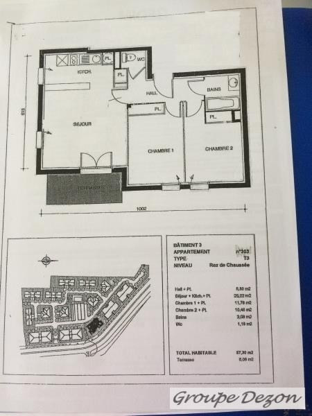 Vente appartement Toulouse 143000€ - Photo 9