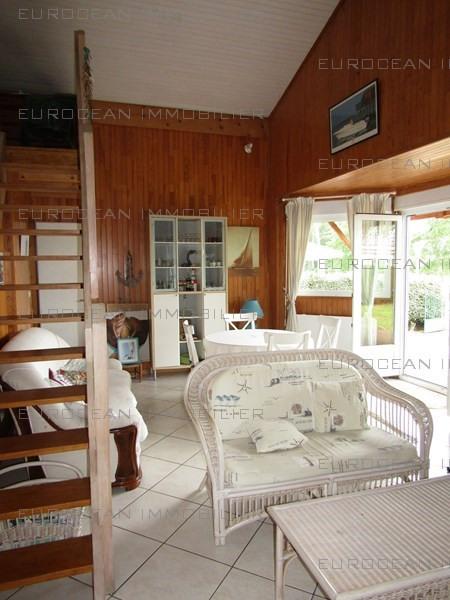 Alquiler vacaciones  casa Lacanau 425€ - Fotografía 5