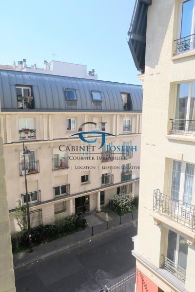 Sale apartment Paris 18ème 155000€ - Picture 1