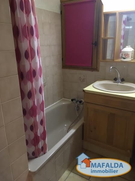 Location appartement Mont saxonnex 440€ CC - Photo 4