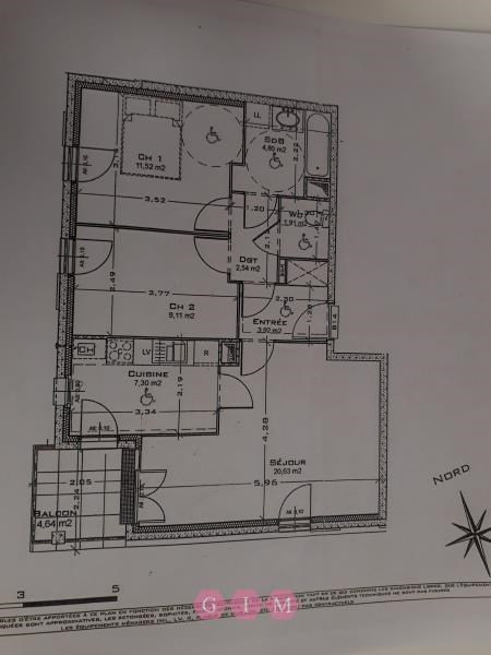Vente appartement Andresy 214000€ - Photo 1