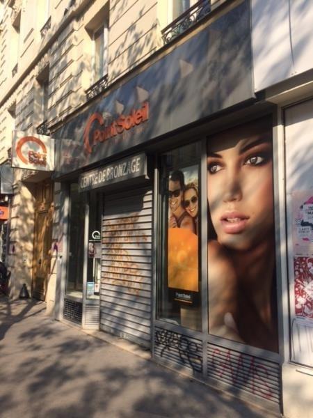 Rental shop Paris 10ème 2750€ HT/HC - Picture 1
