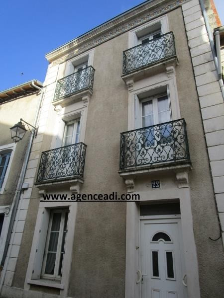 Vente maison / villa St maixent l ecole 59400€ - Photo 1