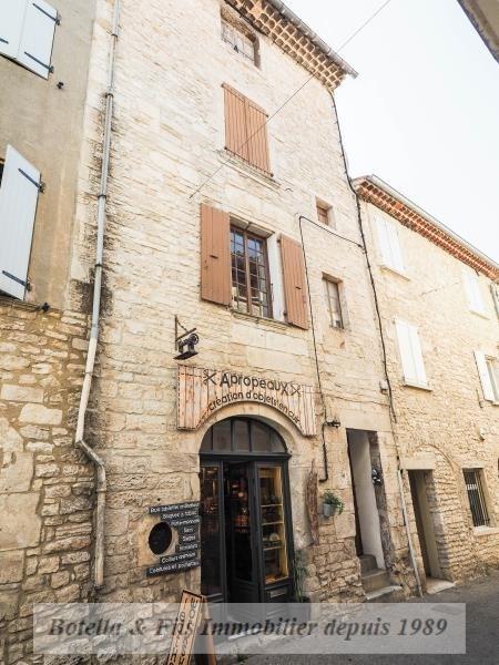 Verkoop  flatgebouwen Barjac 89900€ - Foto 1