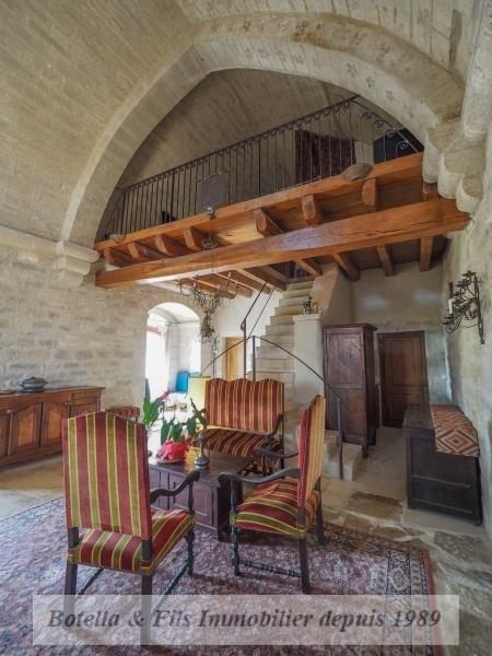 Verkoop van prestige  kasteel Uzes 869000€ - Foto 5